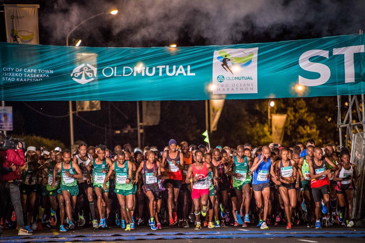Two Oceans Marathon 2018 - Start